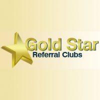 Gold Star Referral Clubs logo