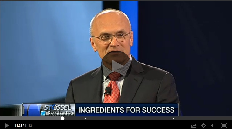 puzder on stossel