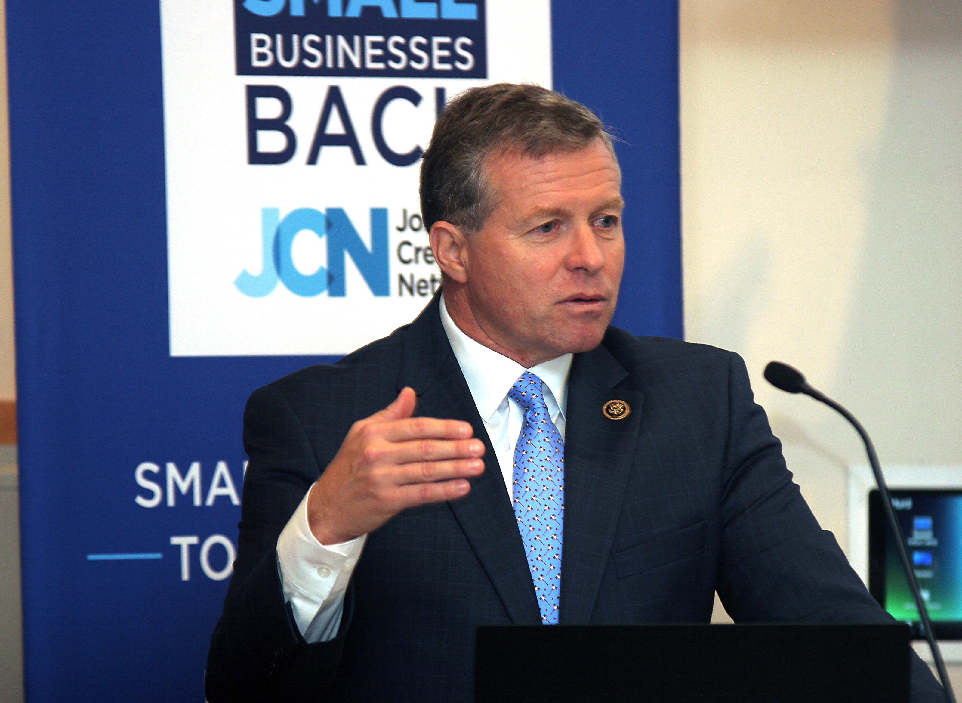 Bring Small Businesses Back - Rep  Charlie Dent - Job Creators Network