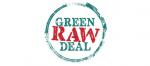 Green Raw Deal logo