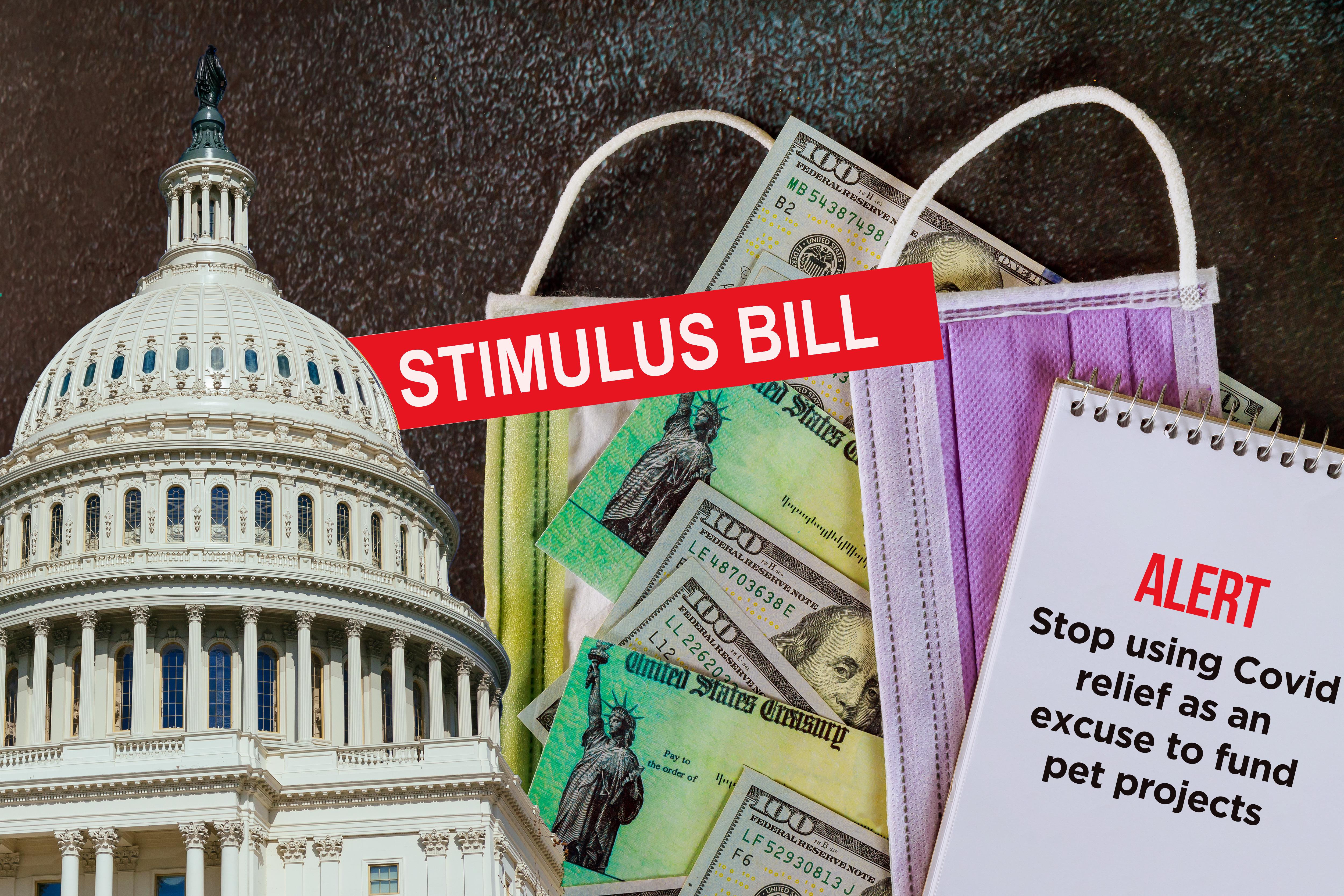 Stop the Stimulus Scam